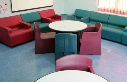 Norix Furniture For Challenging Nhs Environments