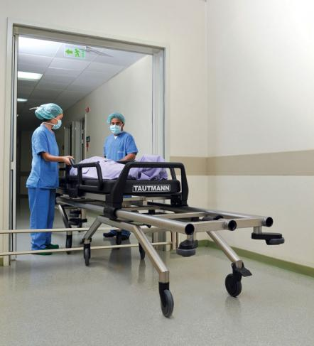 Nhs Supply Chain Transfer Trolley Patient Stretchers