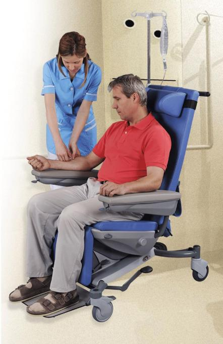 Innovative Dialysis And Oncology Therapy Treatment Chairs