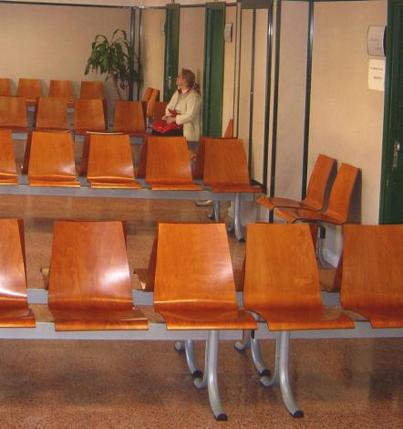 Hospital Waiting Room Furniture Bench Seating